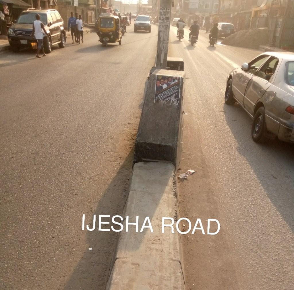 IJESHA ROAD