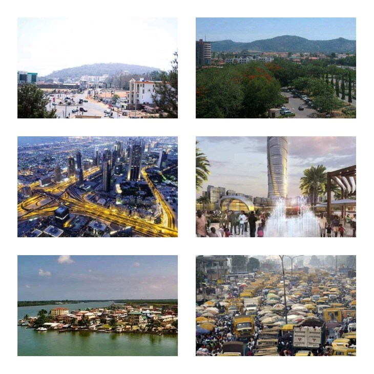 Largest cities in Nigeria