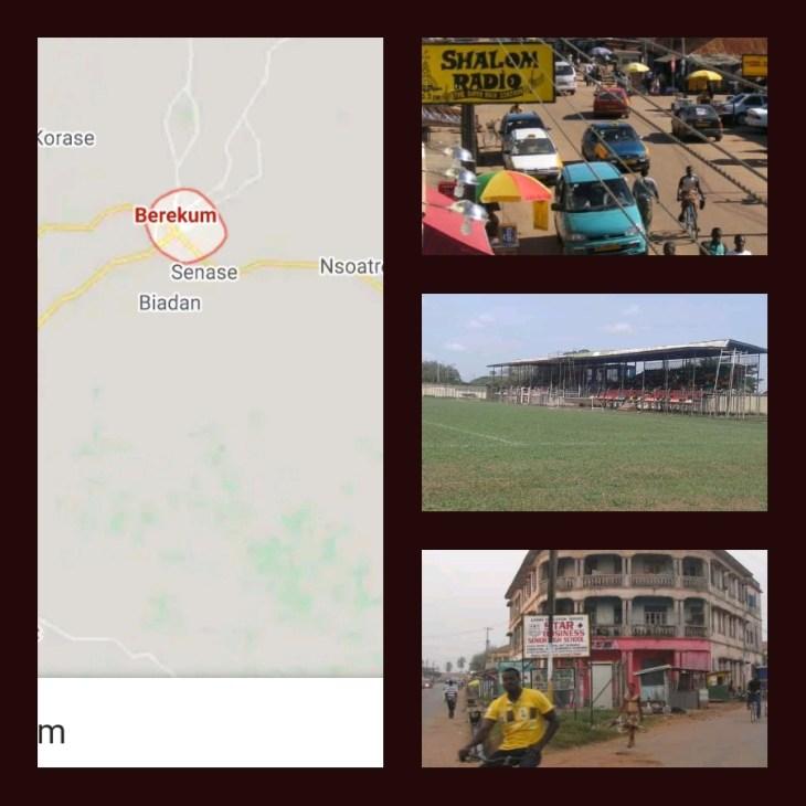BEREKUM GHANA