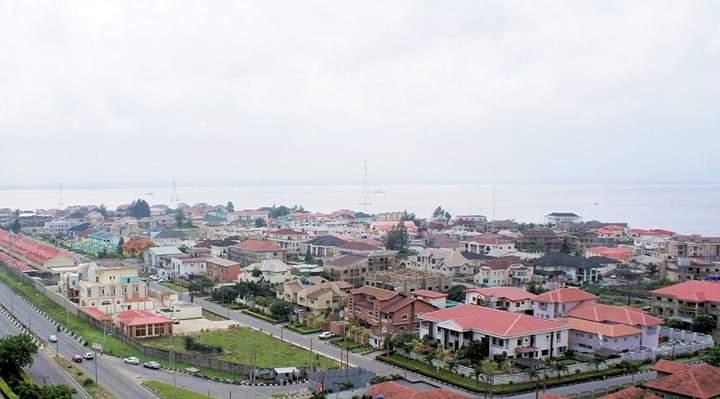 Skyline of Ikoyi Lagos