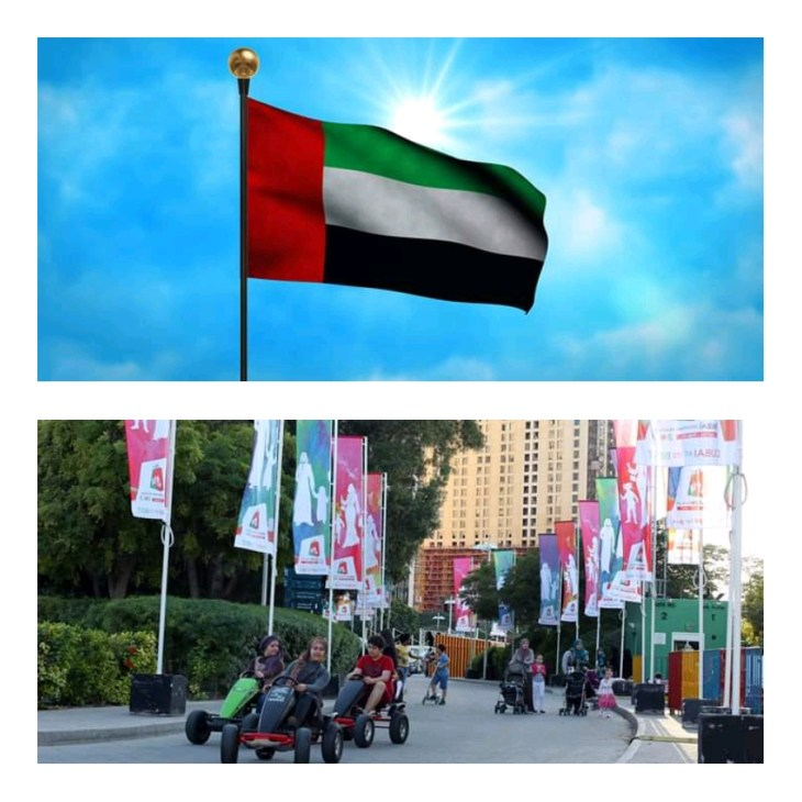 LIST OF TOWNS IN DUBAI
