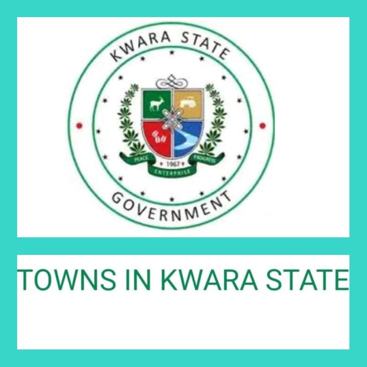 TOWNS IN KWARA STATE