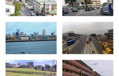 Popular places in Lagos State Nigeria