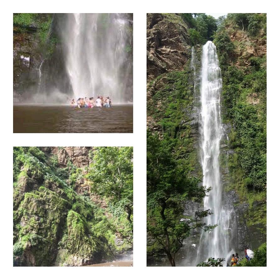 WLI WATERFALLS IN GHANA