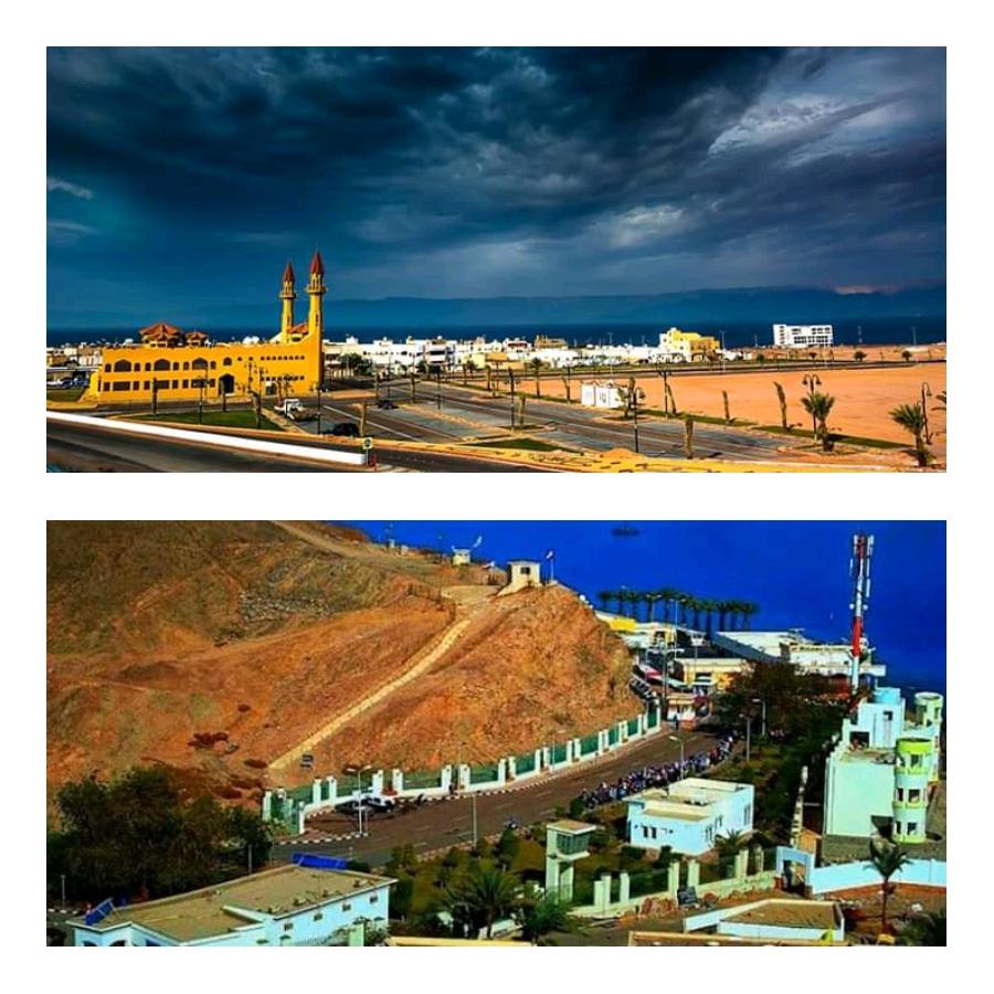 Haql city in Saudi Arabia