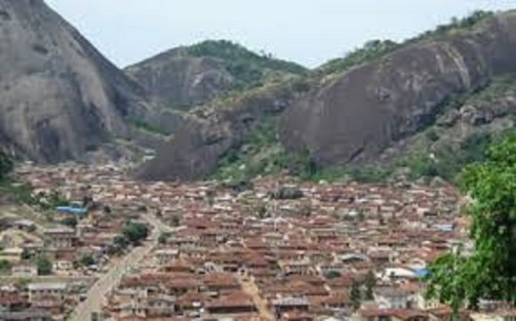 Attraction sites in Ondo