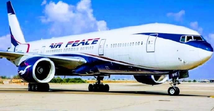 AIRPORTS IN NIGERIA AEROPLANE