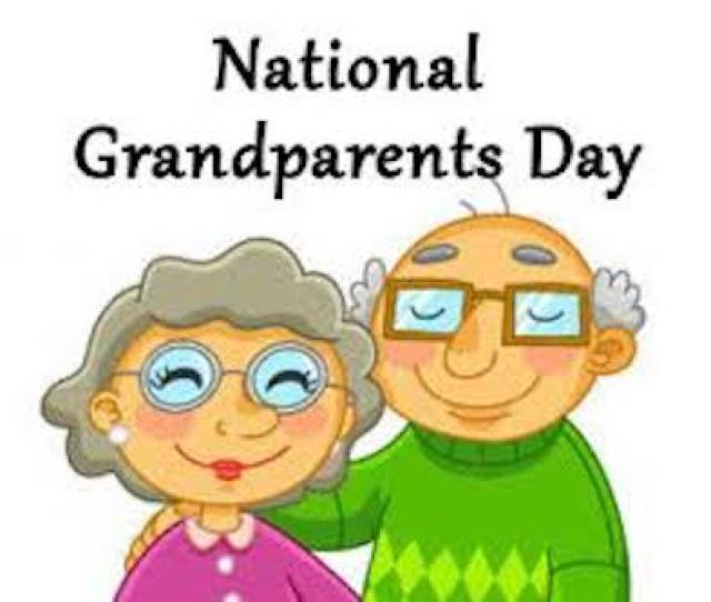 National Grandparents Day  Date Themediocremama