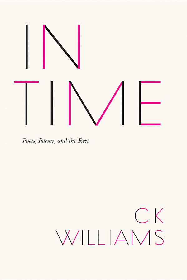 Doing Time at the Writer's House With C.K. Williams