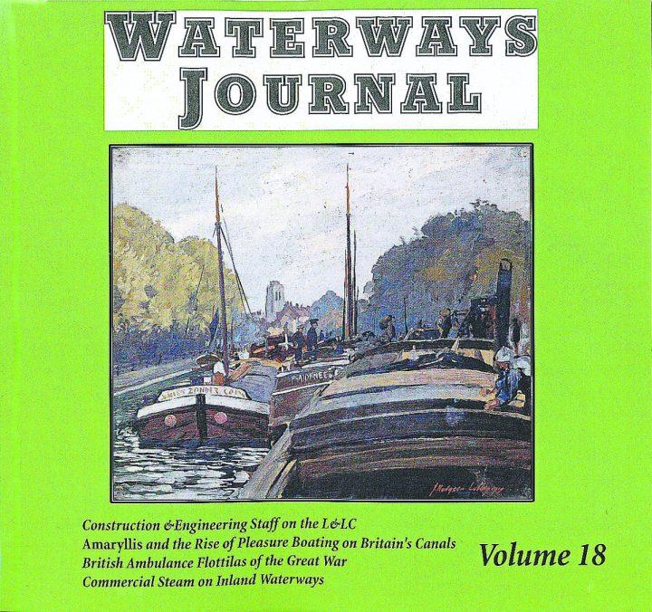 065 COVER - Waterways Journal Vol.18