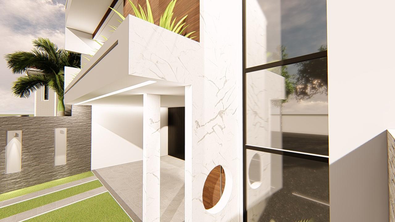 Projeto Arquitetônico 3D Humanizado em Maringá Paraná