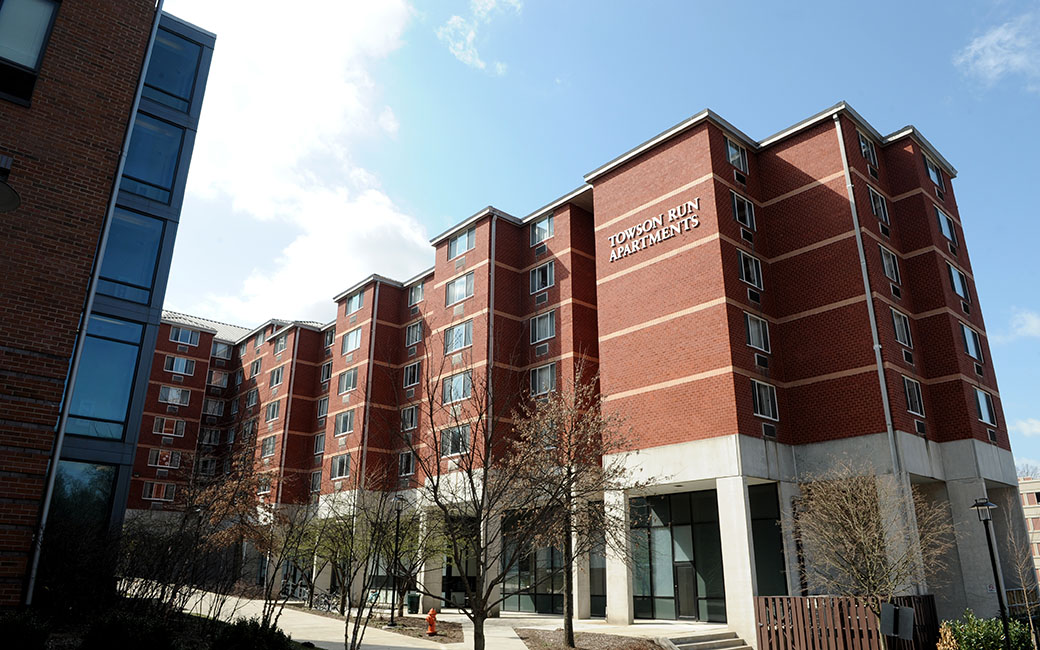 Towson Run Apartments  Towson University
