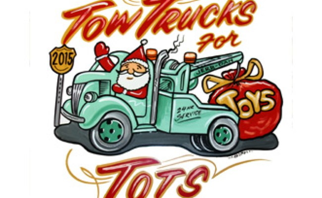 Tow Trucks For Tots