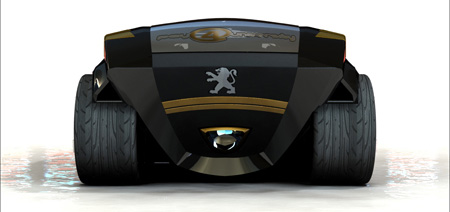 BRB Evolution Folding Car Concept 2