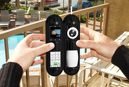 The Scroll Cell Phone Concept 2