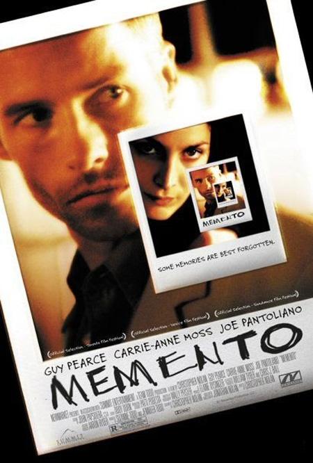 Memento (2000) Poster