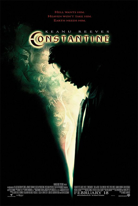 Constantine (2005) Poster