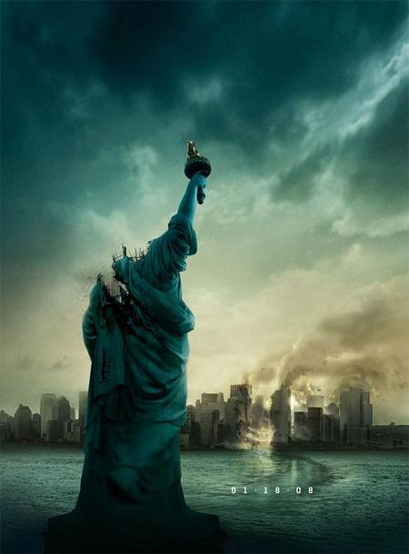 Cloverfield (2008) Poster