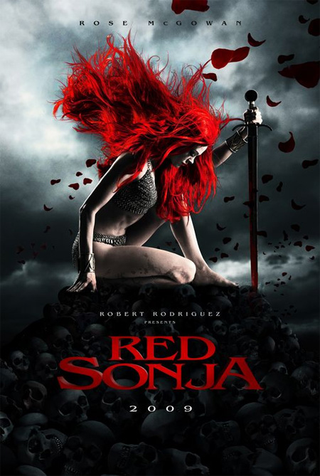 Red Sonja (2009) Poster