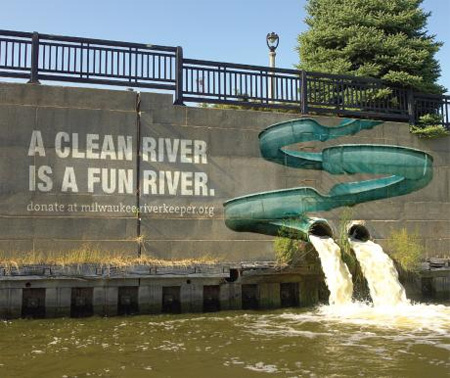Milwaukee River Keepers Advertisement
