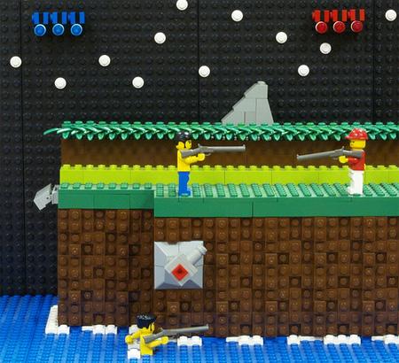 LEGO Contra