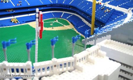 LEGO Yankee Stadium 2