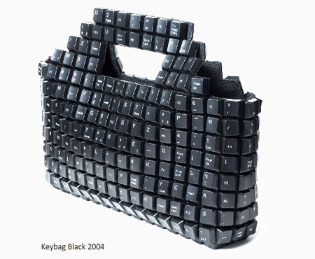 Creative Keyboard Bags by João Sabino 3