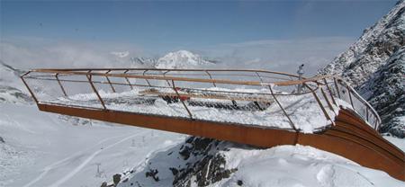 Breathtaking Viewing Platform in Austria 13