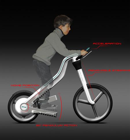 Taurus Bicycle Concept 2