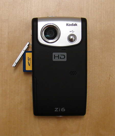 Kodak Zi6 Pocket Video Camera Review WwW.Clickherecoolstuff.blogspot.com 4