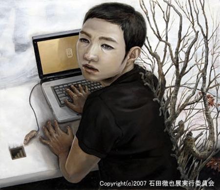 Incredible Paintings by Tetsuya Ishida WwW.Clickherecoolstuff.blogspot.com11