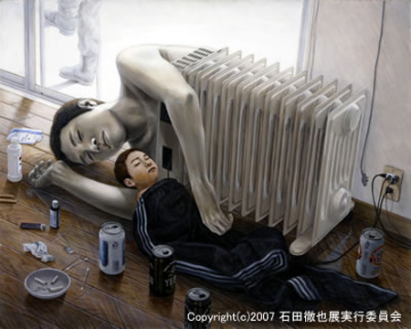 Incredible Paintings by Tetsuya Ishida WwW.Clickherecoolstuff.blogspot.com18