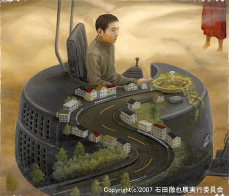 Incredible Paintings by Tetsuya Ishida WwW.Clickherecoolstuff.blogspot.com49