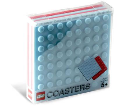 LEGO Coasters