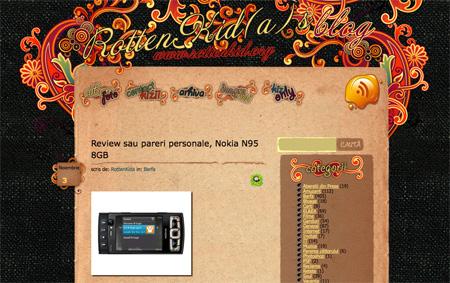Beautiful WordPress Blog Designs WwW.Clickherecoolstuff.blogspot.com10
