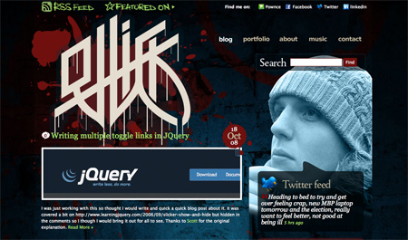 Beautiful WordPress Blog Designs WwW.Clickherecoolstuff.blogspot.com08