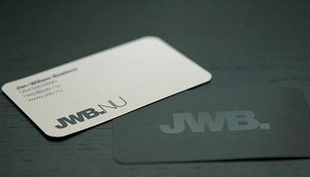 JWB Business Card
