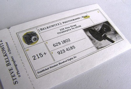 Steven Belkowitz Business Card