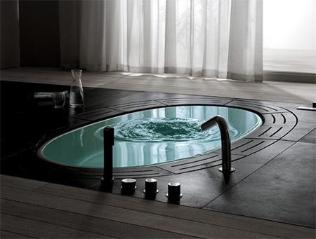 Teuco Sorgente Bathtub