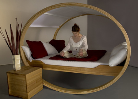 Private Cloud Rocking Bed 2