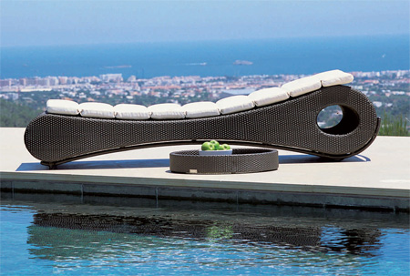 Sunset Chaise Lounge 2