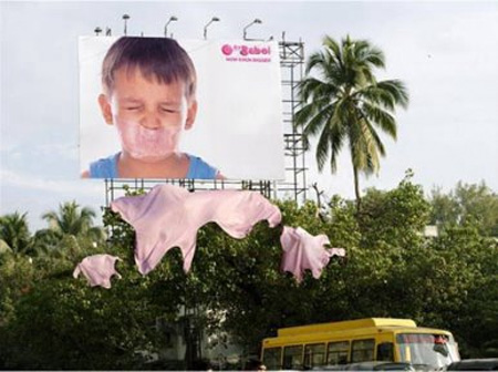 Bubble Gum Billboard