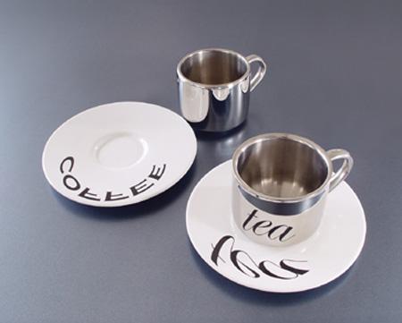 Anamorphic Cups