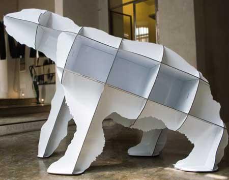 Polar Bear Shelf