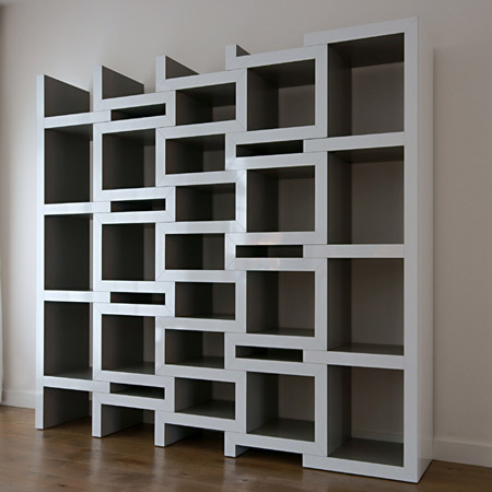 REK Extending Bookcase
