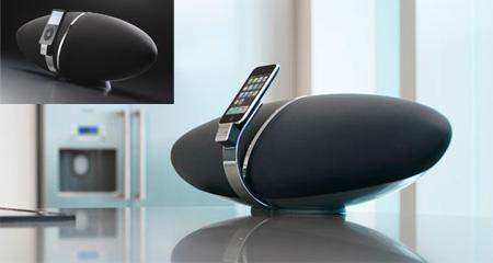 Zeppelin iPod Speaker System