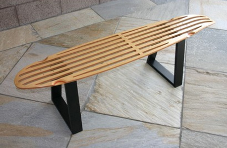Skateboard LKJ Bench