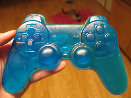 Sony Playstation Controller Soap