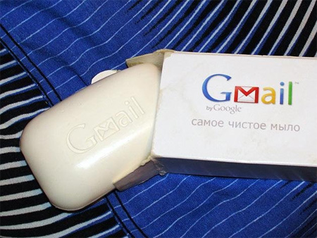 Gmail Soap