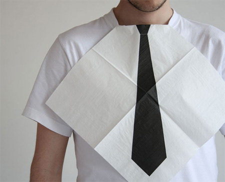 Dress For Dinner Napkin